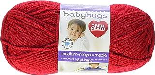 Red Heart Baby Hugs Medium - Ladybug (Pack of 3)