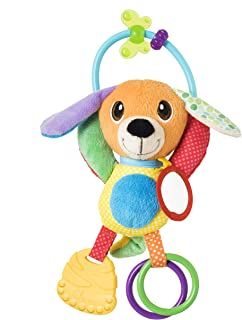 Chicco CH09226 Toy Baby Senses Puppy Activity,