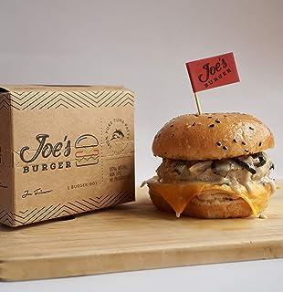 Meals In Minutes Joe's Burger - Frozen, 200 g
