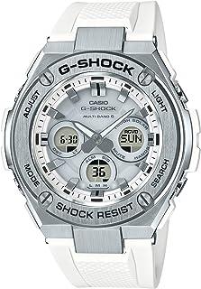 [カシオ] 腕時計 ジーショック G-STEEL 電波ソーラー GST-W310-7AJF メンズ ホワイト