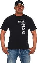 JH DESIGN GROUP Men's Dodge Ram Truck T-Shirt Short Sleeve Black Shirt