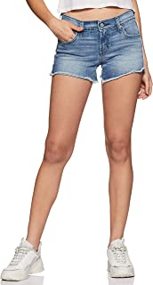 Levi's Women's Regular Fit Cotton Shorts