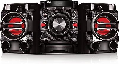 LG Electronics CM4360 230W Hi-Fi Entertainment System (2016 Model)