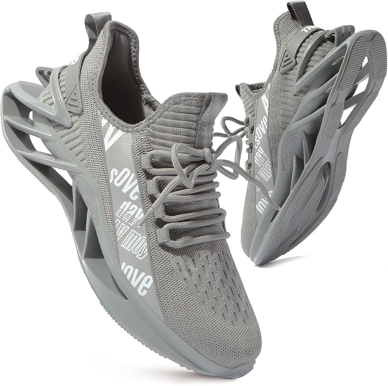 kokib Men's quality assurance Walking Running Sale item Casual Mesh Sports Shoes Athletic Sl