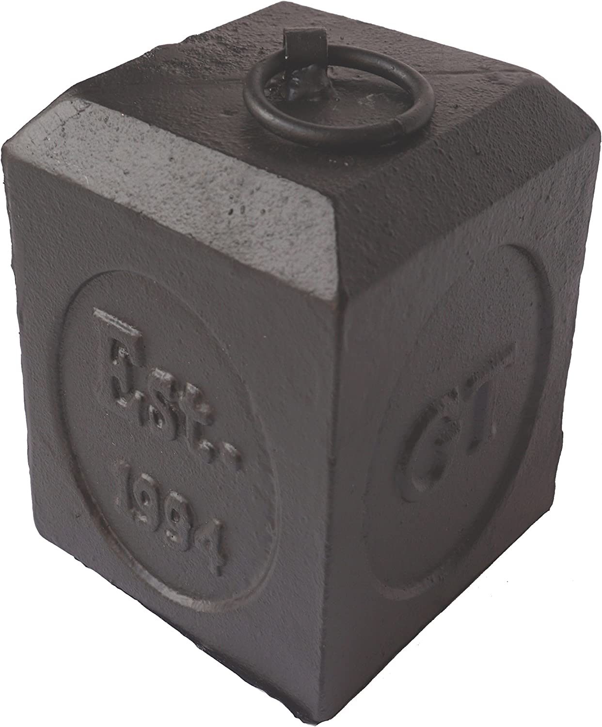 Lulu Decor Cast Iron Door Doorstops Square Stopper Stop Cheap super special Limited time trial price price