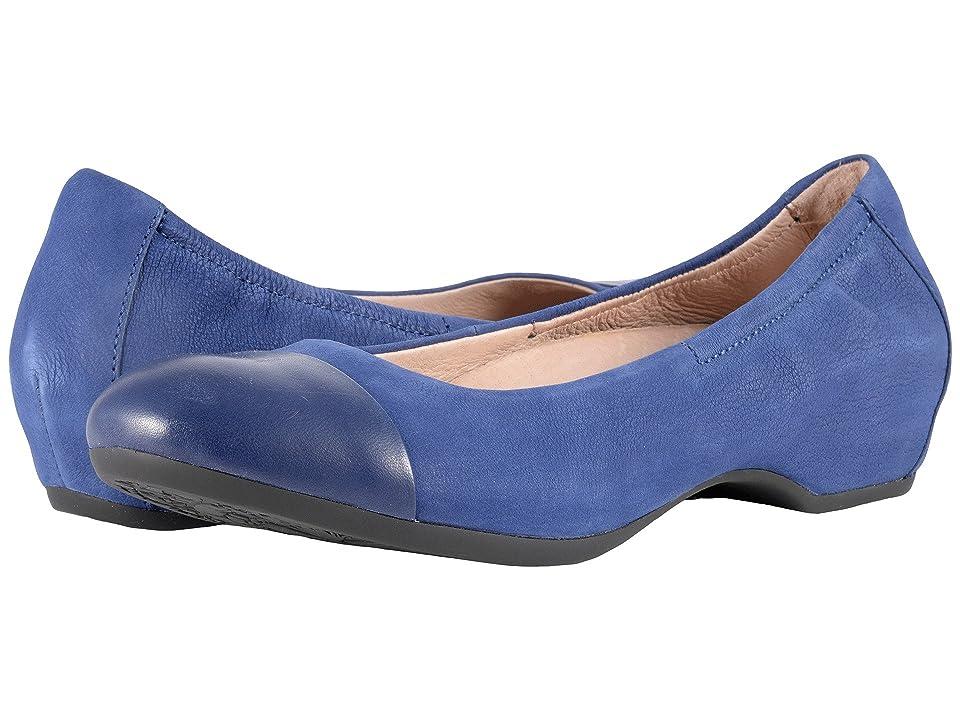 Dansko Lisanne (Blue Milled Nubuck) Women