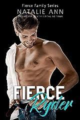 Fierce-Ryder (Fierce Family Series Book 7) Kindle Edition