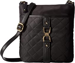 Thea II North/South Quilt Nylon Crossbody