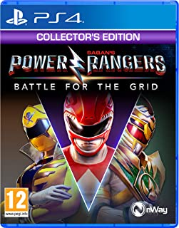 Power Rangers: Battle for the Grid: Collector's Edition (PS4)
