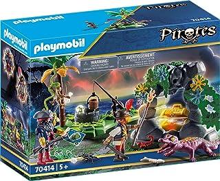 Playmobil - Repaire du Trésor des Pirates - 70414
