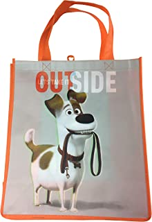 The Secret Life of Pets 2 Large Reusable Tote Bag