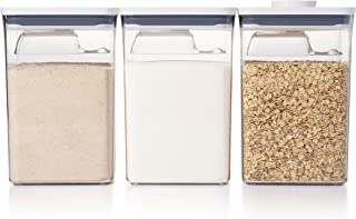 NEW OXO Good Grips 6-Piece POP Container Bulk Set
