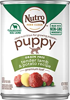 Nutro Tender Recipe Canned Ounces