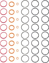 1994-2003 Ford 7.3L Power Stroke F Series, Excursion, E Series HEUI Injector Seal Kit-Pack of 8 Kits