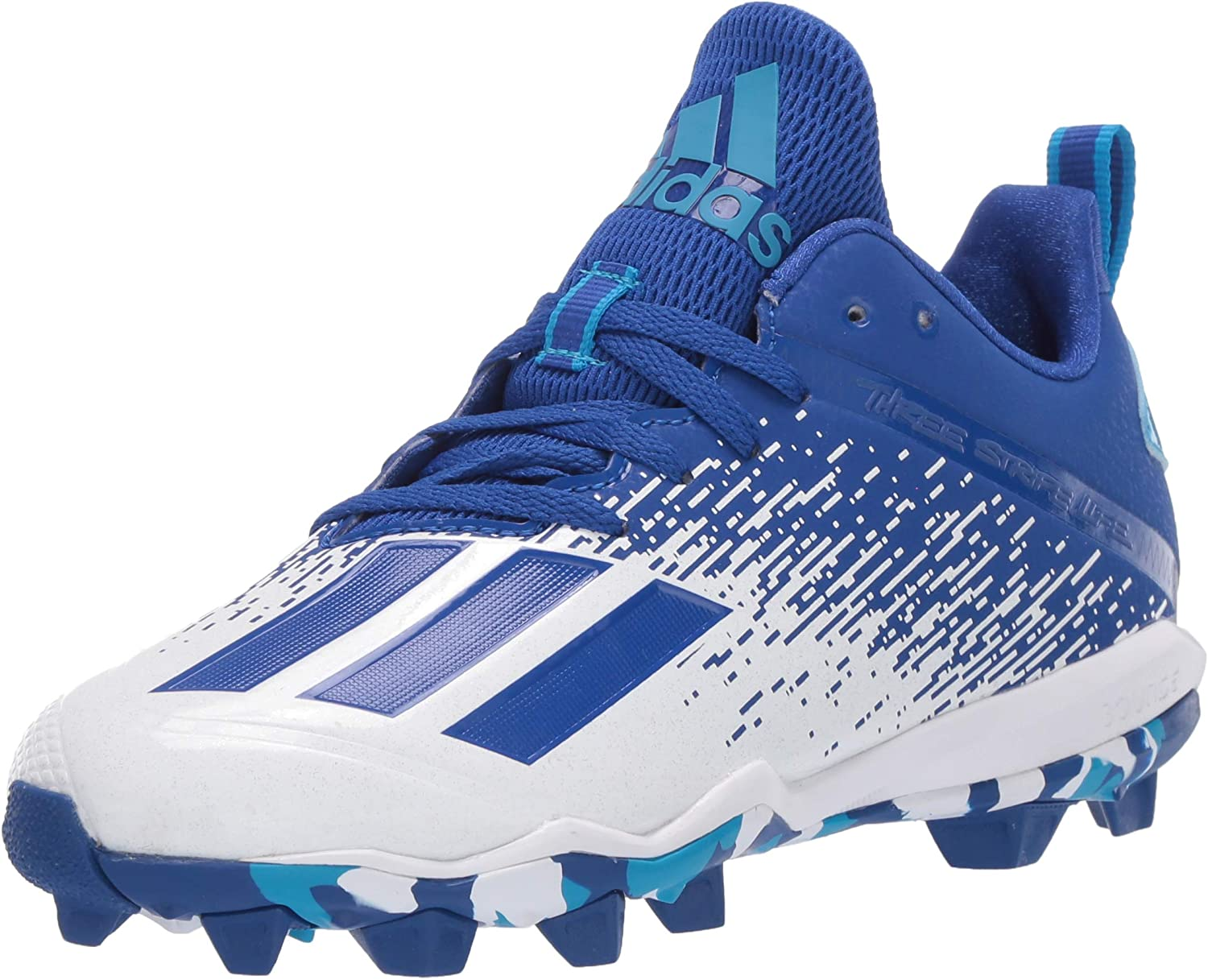 Be Challenge the lowest price of Japan ☆ super welcome adidas Unisex-Child Adizero Spark Football Shoe Mid