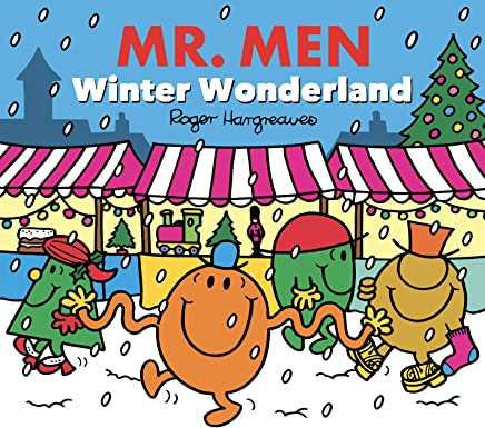 Mr. Men Winter Wonderland (Mr. Men & Little Miss Celebration Series) (English Edition)