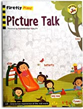 Firefly Picture Talk Book for kids 3 to 5 Years in English | Picture Talk and Conversation Activity Book | For Kindergarte...