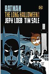 Batman: The Long Halloween: Deluxe Edition Kindle Edition