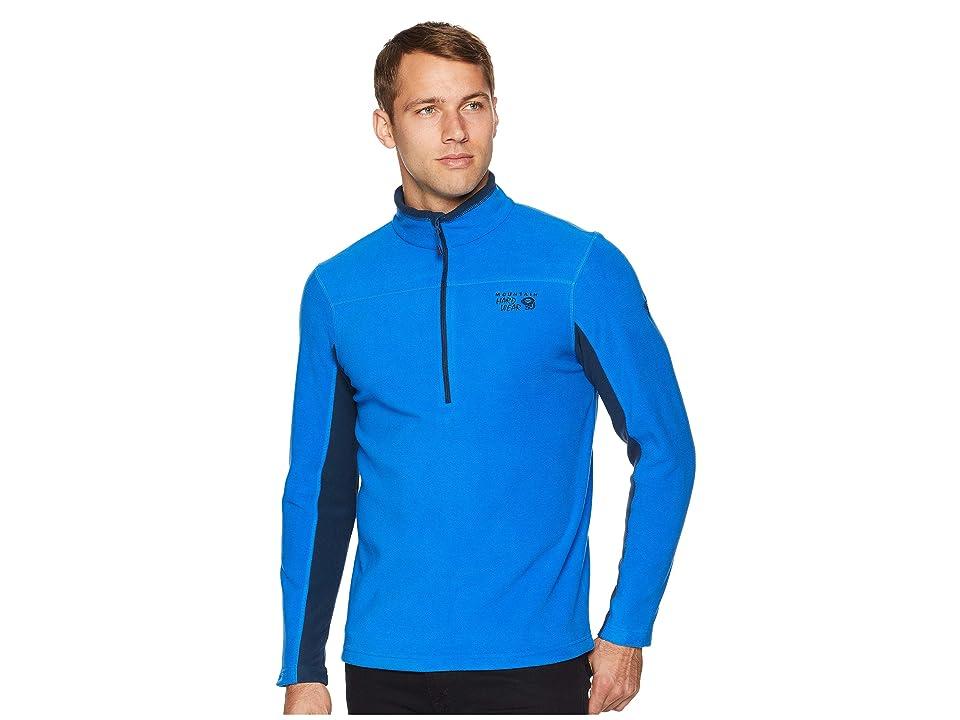 Mountain Hardwear Microchill 2.0 Zip T (Altitude Blue) Men