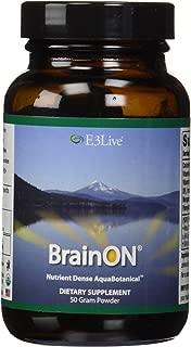 E3Live BrainOn, 50 Gram Powder