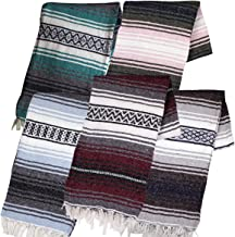 Canyon Creek Authentic Mexican Yoga Falsa Blanket (Assorted)