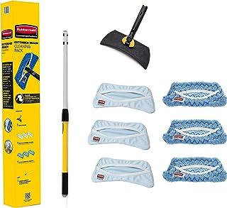 Rubbermaid Commercial Products Dc234Haut Niveau kit de nettoyage pour fenêtres
