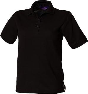 Henbury Womens/Ladies 65/35 Polo Shirt