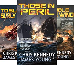 The Phases of Mars (3 Book Series)