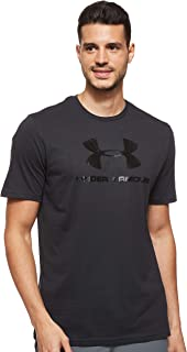 Under Armour Men's UA Clear Logo Short Sleeve Top