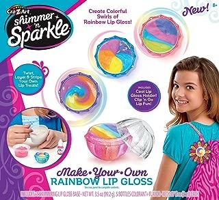 Cra-Z-Art Shimmer & Sparkle Rainbow Lip Gloss