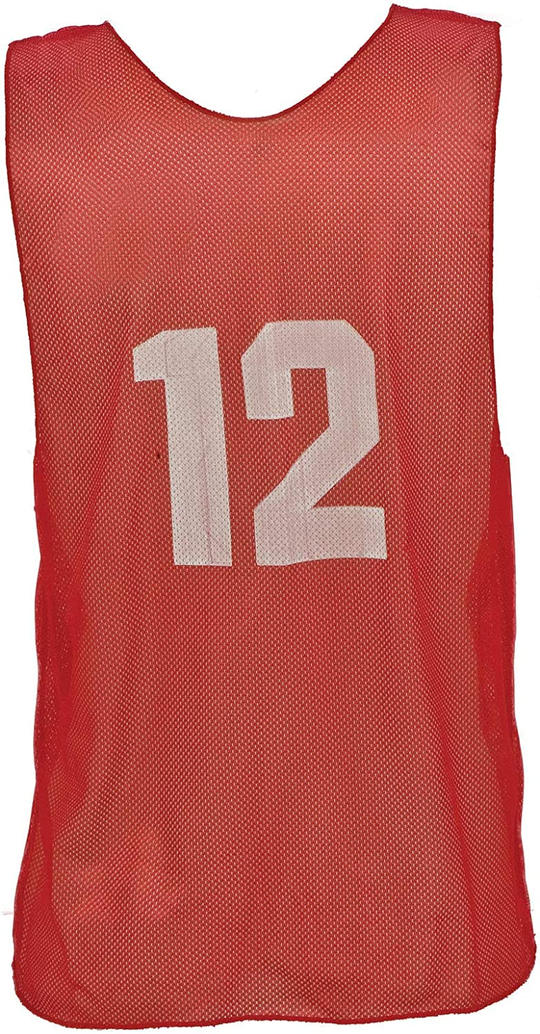 Champion Sports Numbered Mesh Practice in Multi Genuine store Free Shipping Vest - Available