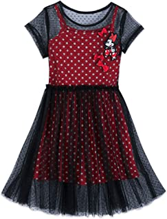 Disney Minnie Mouse Fancy Dress for Girls Multi