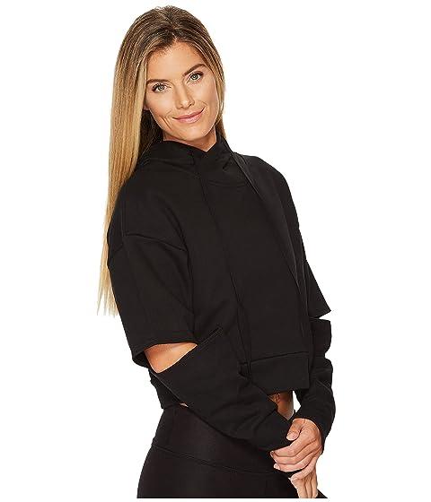 manga camiseta negra Peak larga de ALO qvwtxan