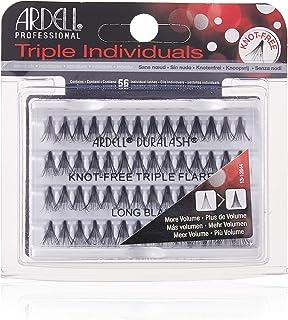 ARDELL Triple Individuals knoopvrij lang zwart, 25 g