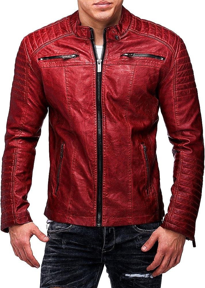 Redbridge herren,giubotto in 100% poliuretano,per uomo Modell 05 - bans24 - RedBridge