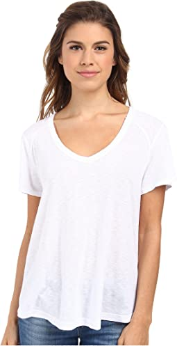 Lamade high low muscle tee  962907806