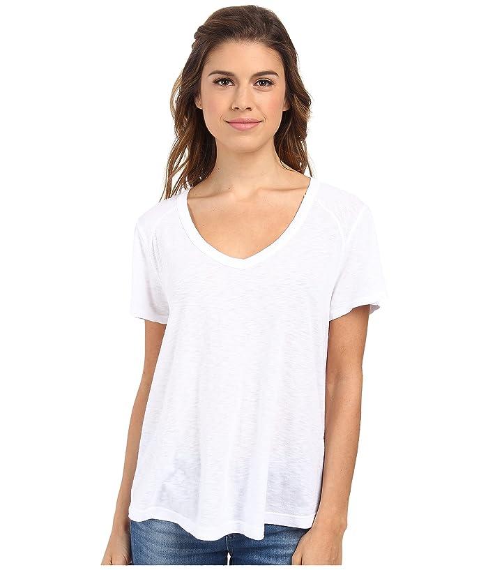 LAmade Vintage Tee (White) Women's T Shirt