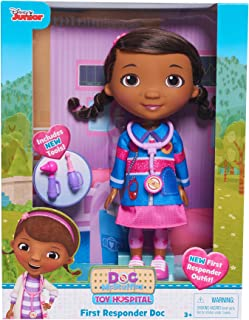 Just Play 92368 Doc McStuffins Doc Doll First Responder