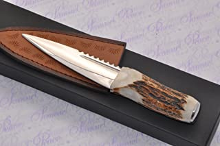 Three Sgian Dubh Blades