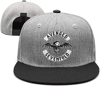 Mens/Woman Adjustable Trucker Hat Avenged-Sevenfold-new-A7X-albums- Fashion Baseball Hat