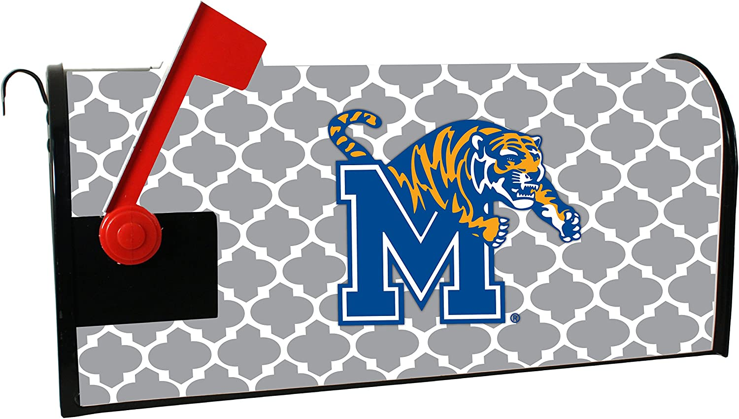 Memphis Tigers Mailbox Cover-University of Import Mail 5 ☆ very popular Magnetic