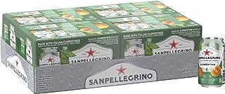 Sanpellegrino Clementine Italian Sparkling Drinks, 11.15 fl oz. Cans (24 Count)
