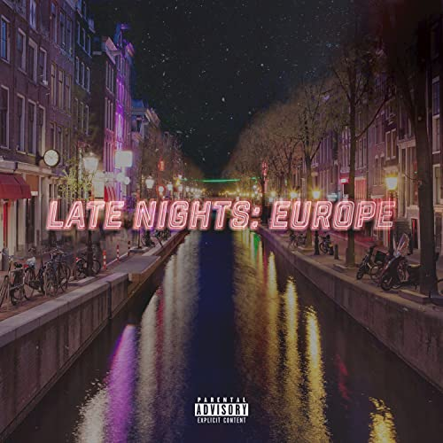 Late Nights: Europe [Explicit] by Jeremih on Amazon Music