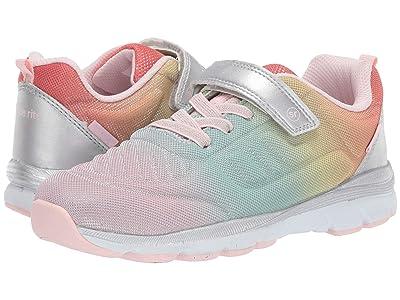 Stride Rite M2P Cora (Little Kid) (Rainbow Multi) Girls Shoes