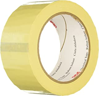 3M 56 Yellow Polyester Film Electrical Tape, 0.75
