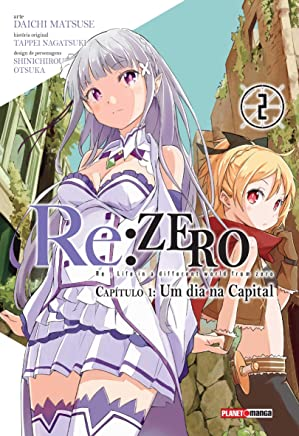 Re. Zero. Capítulo 1. Um Dia na Capital -  Volume 2
