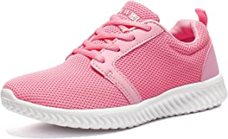 AMAWEI Women's Sneakers Fashion Sport Walking Running Shoes Breathable Lightweight Athletic Cross Trainer