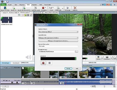 VideoPad - Logiciel de montage vidéo [Téléchargement]