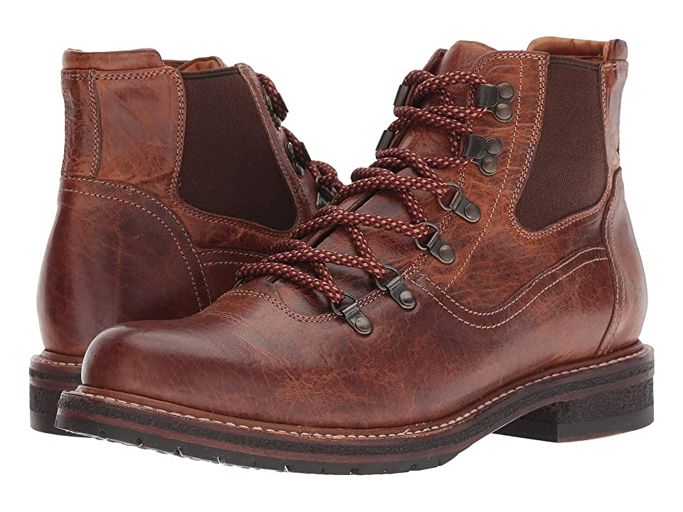 Two24 by Ariat Hudson (Cognac Bison) Men