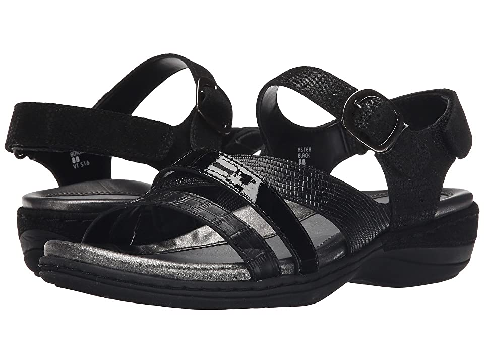 Earth Aster (Black Croco) Women